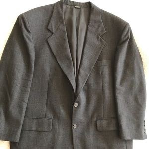Bill Blass Vintage Men's Wool Sports Coat Blazer